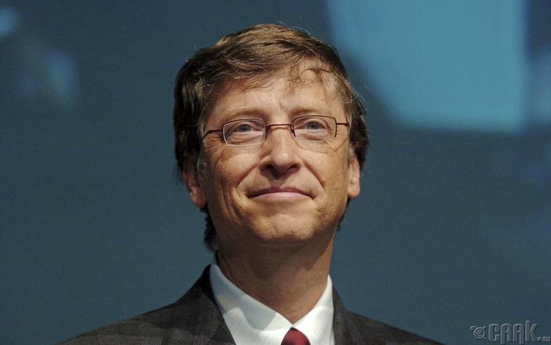 Билл Гейтс  - 80.4 тэрбум $