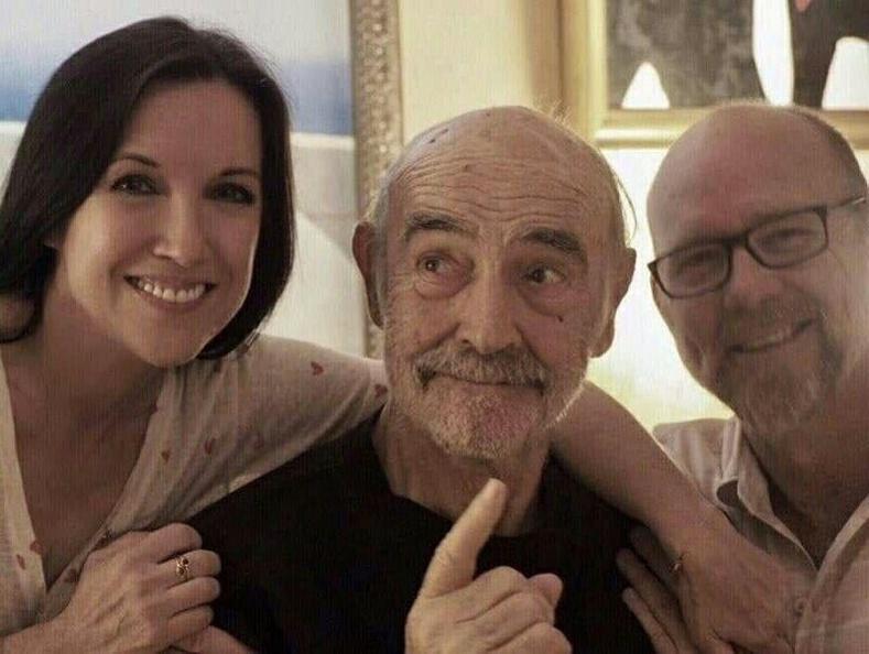 Шон Коннери (Sean Connery) - 89 настай
