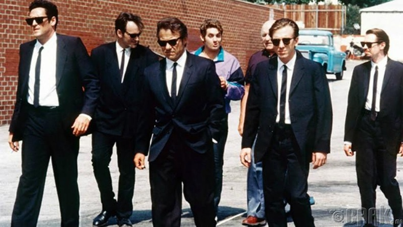 Reservoir Dogs, 1991