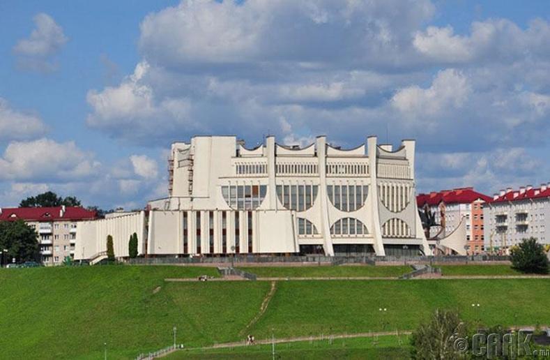 Гродно хот дахь драмын театр, Беларусь