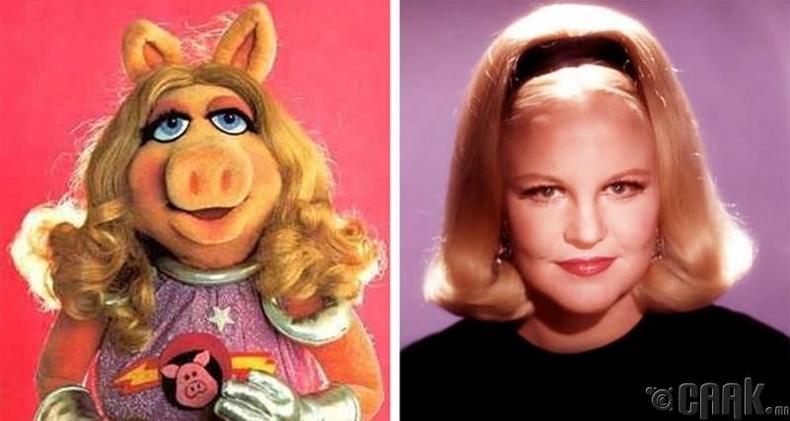 """""""Miss Piggy"""", The Muppet Show"""