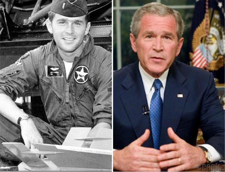 АНУ-ын 43 дахь Ерөнхийлөгч Жорж Буш