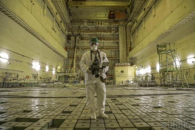 Чернобыльд юу болсныг санацгаая