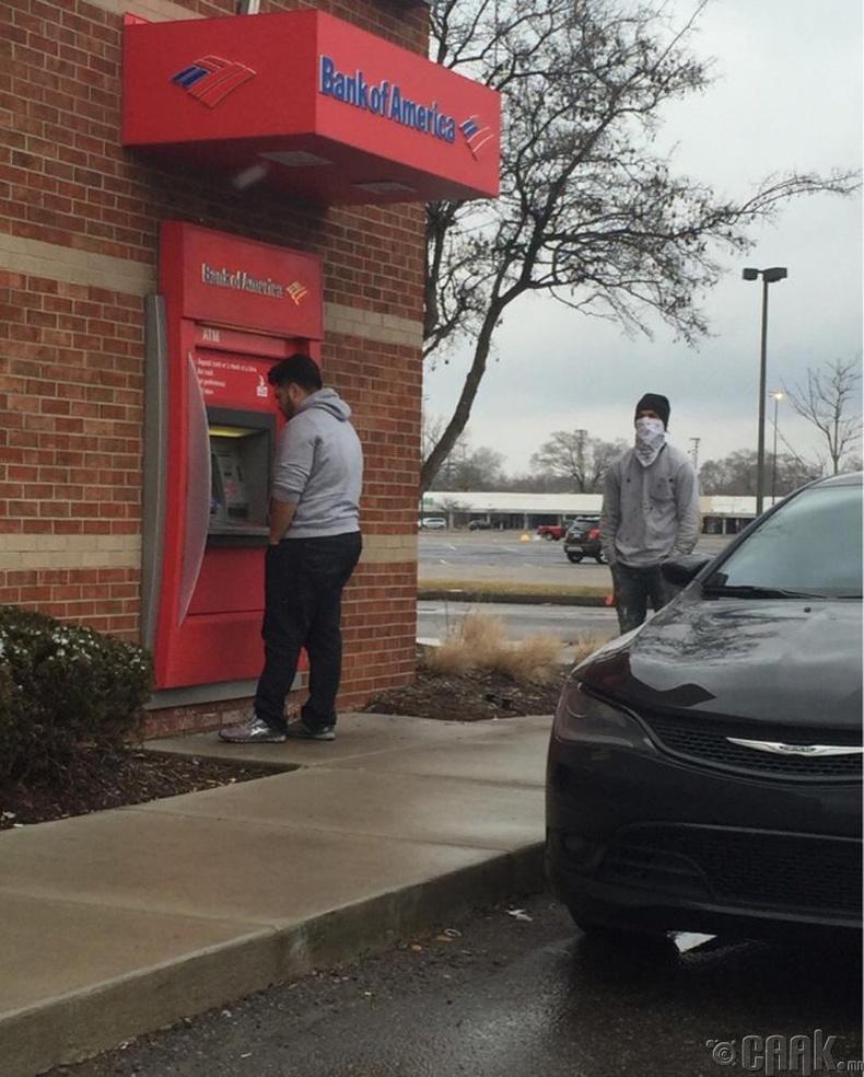 ATM-д картныхаа кодыг эсрэгээр нь хийвэл юу болох вэ?
