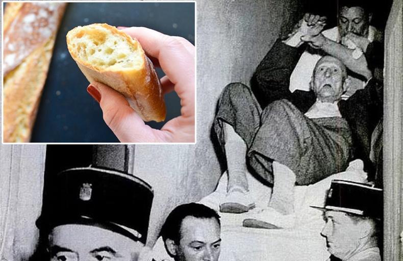 """Францын хотыг сүйрүүлэх дөхсөн """"хараалтай талх""""-ны хэргийн нууц"""
