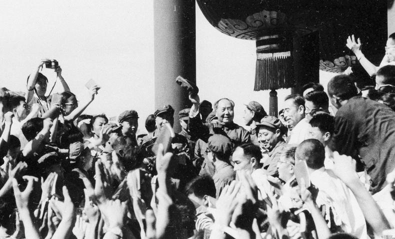 1966 оны Соёлын хувьсгалын харгислал