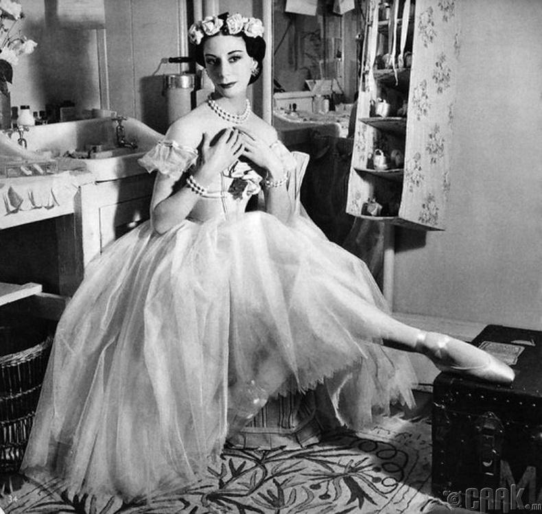 Балетчин Алиcиа Маркова (Alicia Markova) - 1959 он