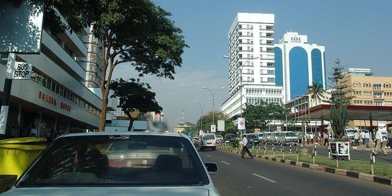 Уганда, Кампала