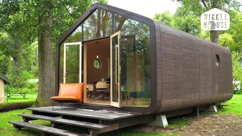 Голланд залуусын барьсан байшин мэргэжилтнүүдийг алмайруулав