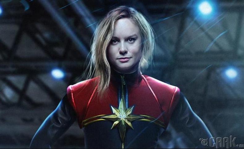 """Captian Marvel"""