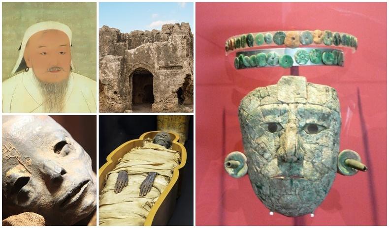 Одоог хүртэл нууц нь тайлагдаагүй археологийн олдворууд