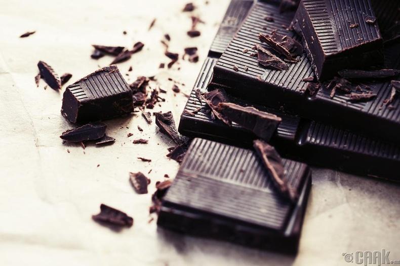 Хар шоколад ид