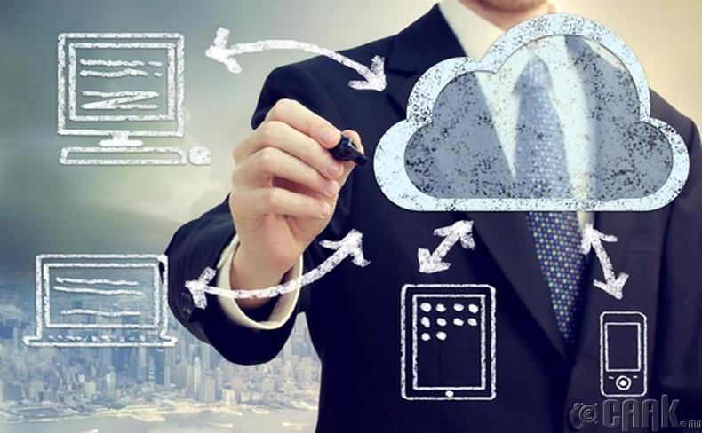 """""""Cloud"""" сүлжээний мэргэжилтэн"""