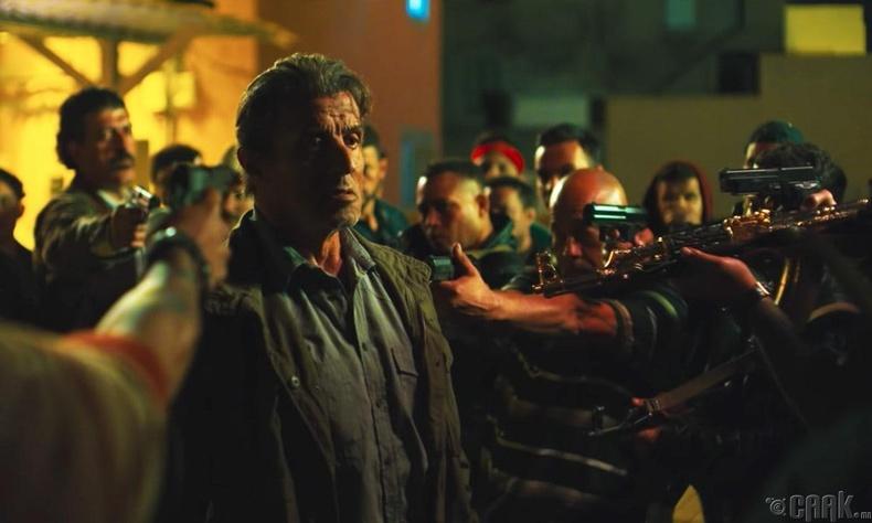 Хүний нийгмийн үнэ цэнийг үл хүндэтгэсэн кино: (Rambo: Last Blood)
