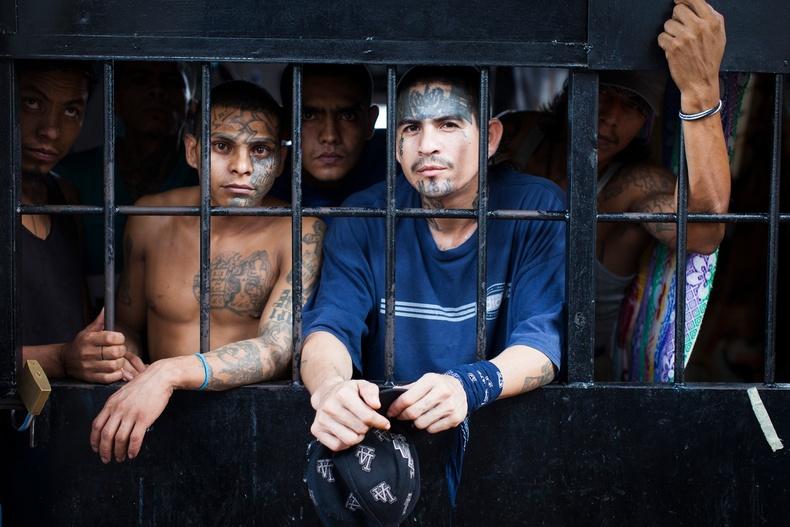 Мексикийн шоронгийн амьдрал