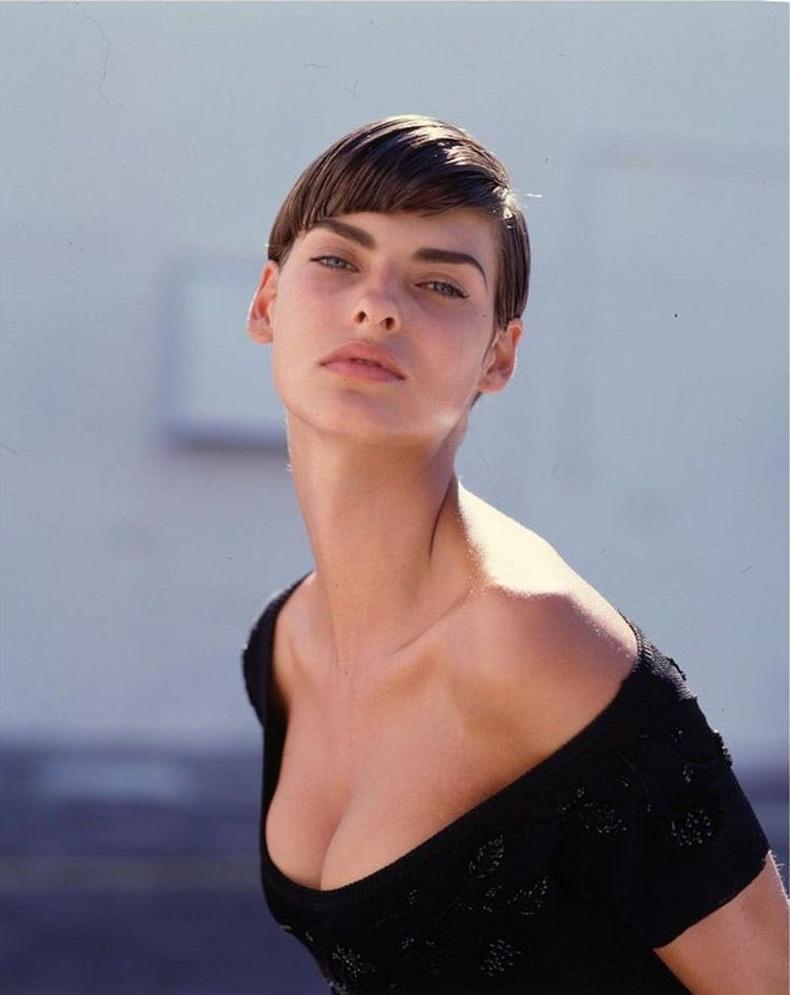 Линда Евангелиста, 1989 он.