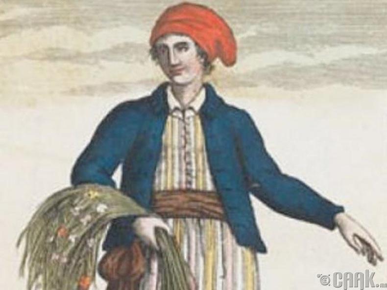 Жанна Барре: Дэлхийг тойрч далайгаар аялсан анхны эмэгтэй