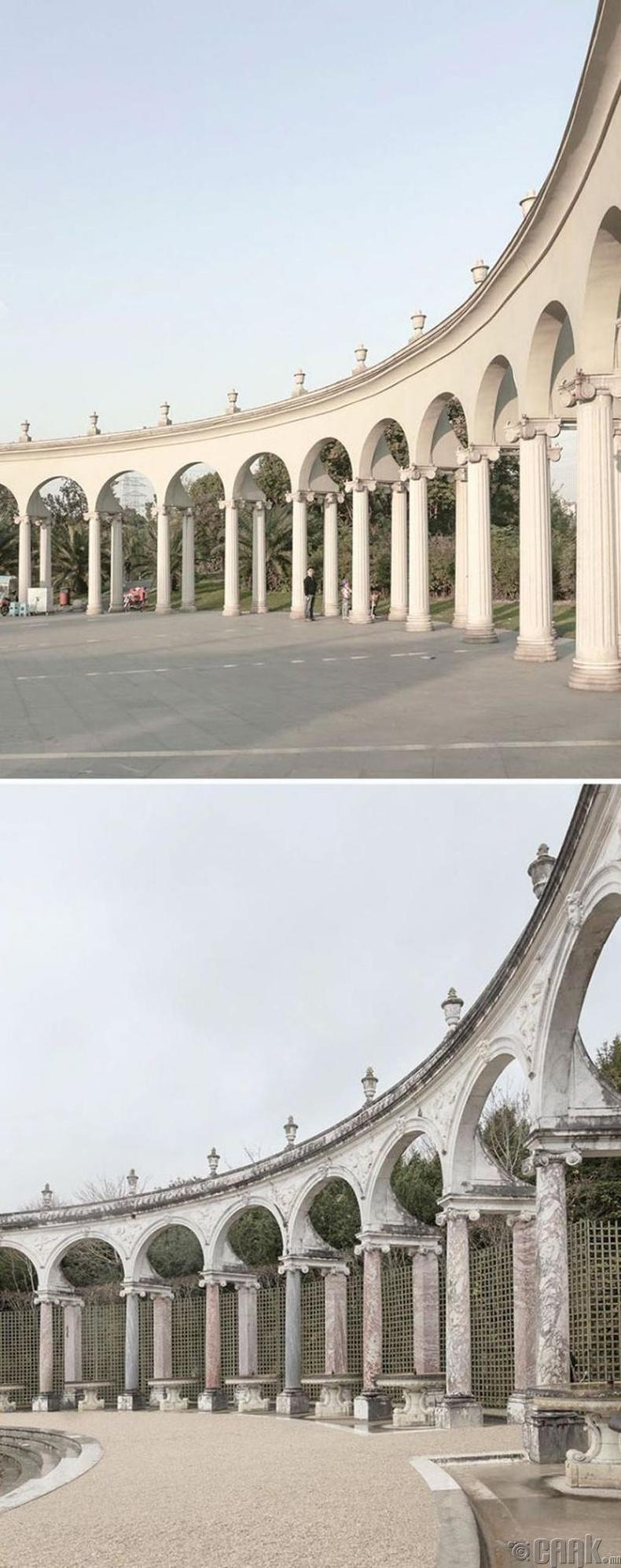 Барууны гайхалтай архитектураас дутах юм алга