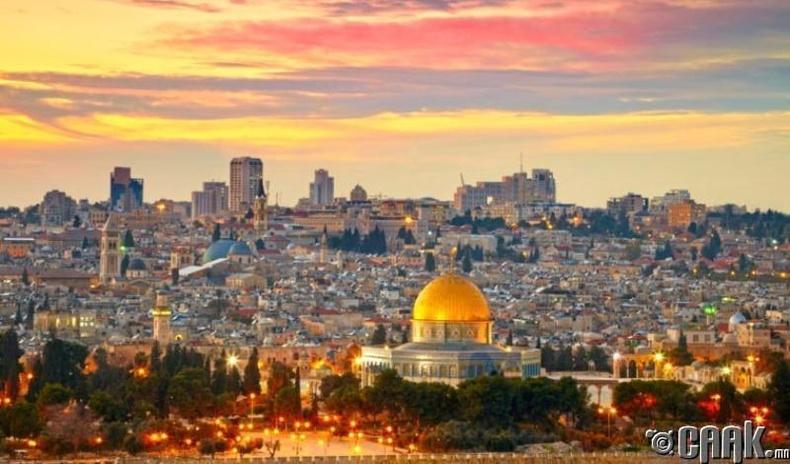 Израйл (Israel)