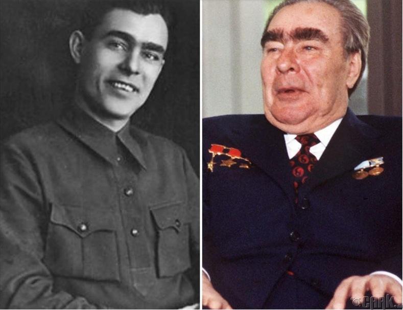 ЗХУ-ын удирдагч асан Леонид Брежнев