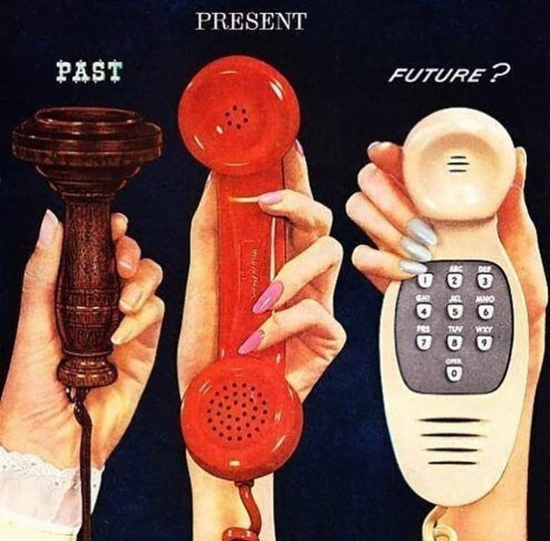 50-иад онд ирээдүйн утсыг ингэж төсөөлж байжээ