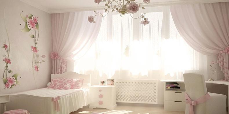 Хүүхдийн өрөөний интерьер дизайн