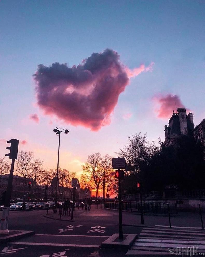 Парисын тэнгэр