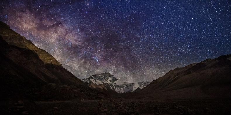 Эверест ба Сүүн зам, Coolbiere. A.