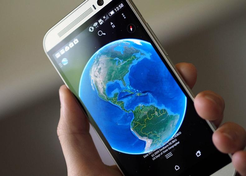 """""""Google Earth""""-ээс авсан хамгийн шилдэг зургууд"""