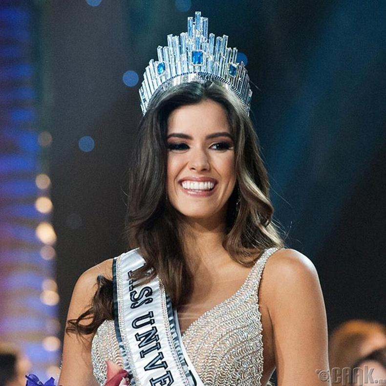 """Miss Universe-2014""-ын ялагч: Колумбын гоо бүсгүй Паулина Вега, 22 настай, 178 см өндөр."