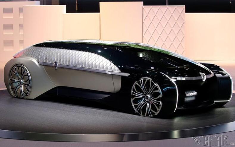 Renault EZ-ULTIMO. Үнэ:Тодорхойгүй
