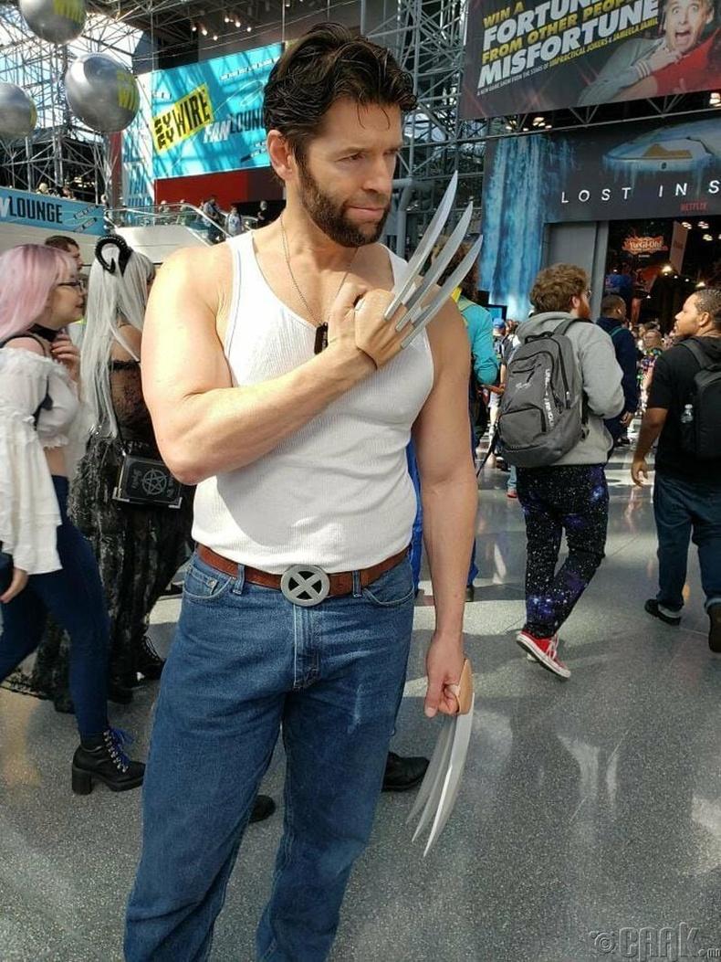 Волверин (Wolverine)
