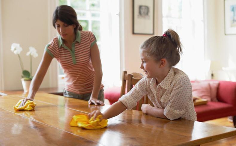Гэрээ хурдан цэвэрлэх хялбар аргууд