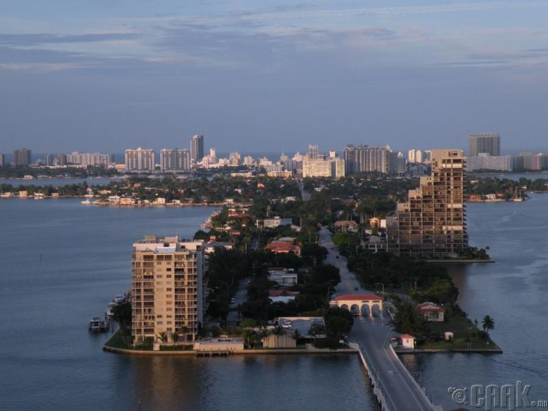 Венецийн арал, Флорида