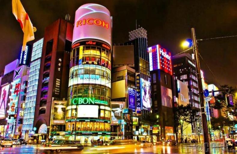 Гинза, Токио - $11.838