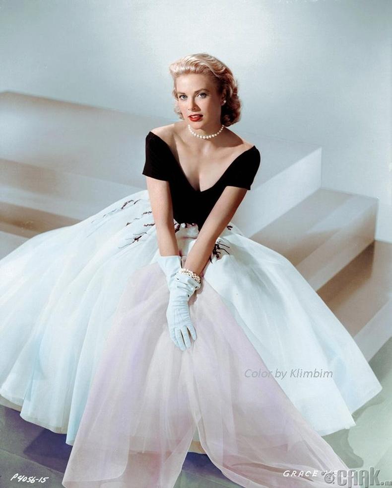Жүжигчин Грейс Келли (Grace Kelly)