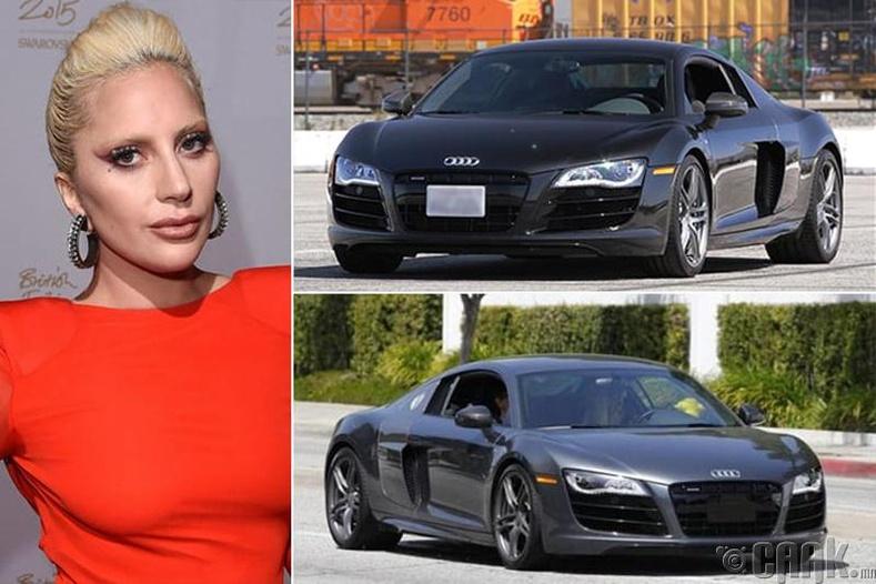 """Lady Gaga – """"Audi R8"""" – $165 мянга"""