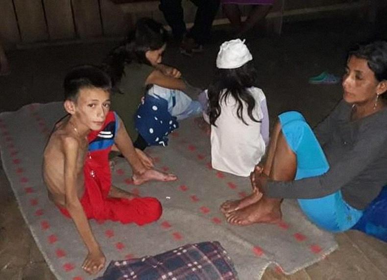 Гурван хүүхэдтэйгээ Амазоны ширэнгэн ойд төөрч, 34 хоногийг өнгөрүүлсэн бүсгүй