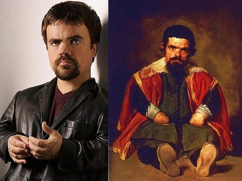 Питер Динклэйж, Диего Велазкес (Peter Dinklage, Diego Velazquez)