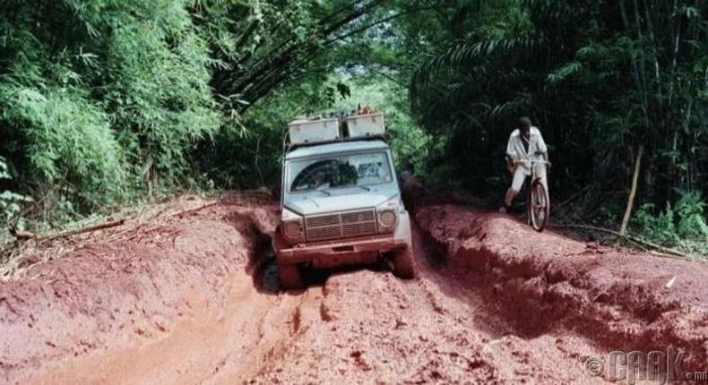 Ардчилсан Конго улс - 2.1 оноо