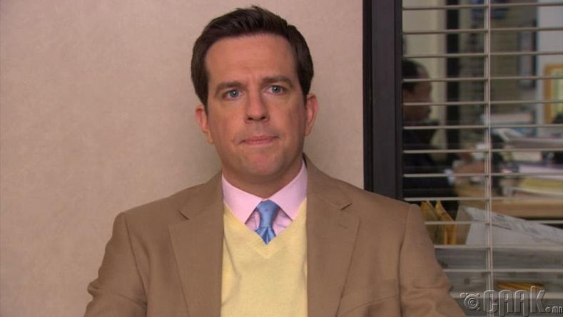"Энди Бернард (Andy Bernard), ""The Office"""
