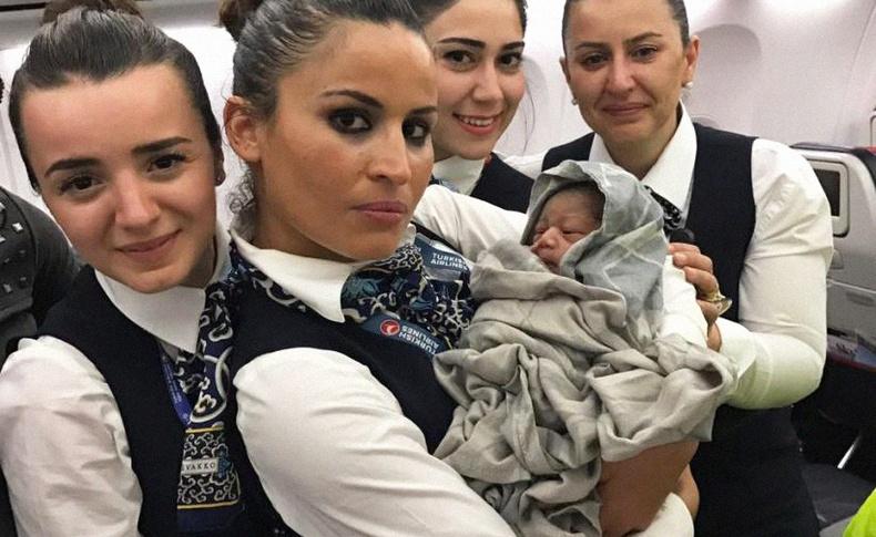 Онгоцны нислэгийн үеэр төрсөн хүүхдэд хаанахын харьяалал олгодог вэ?