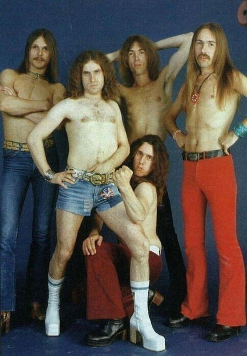Scorpions, 1974 он.