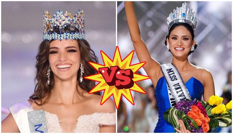"""""""Miss World"""" болон """"Miss Universe"""" хоёрын ялгаа юу вэ?"""