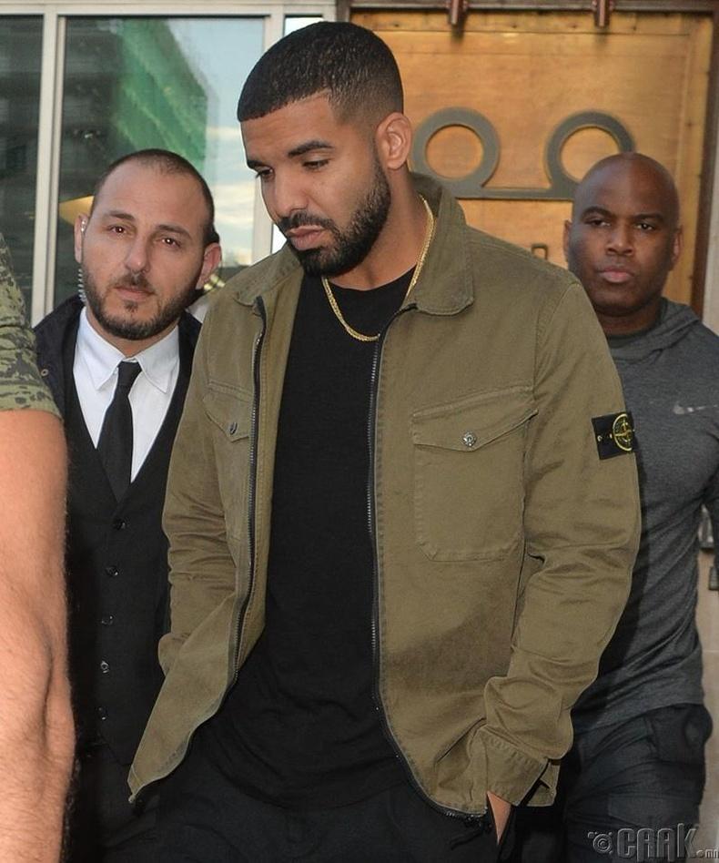Дрейк (Drake)