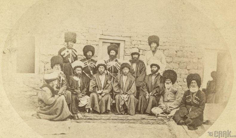 Кавказ эрчүүд