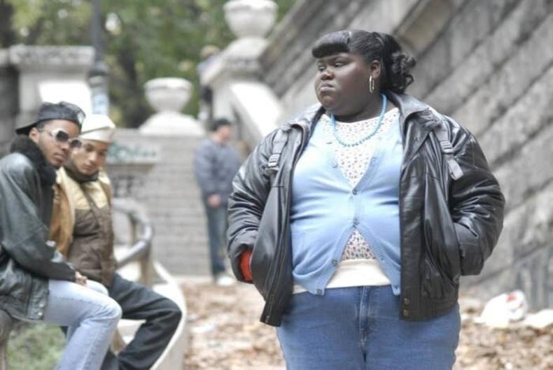 """Габури Сидибе - """"Precious"""" кинонд Кларисса Жонсын дүрд (2009)"""