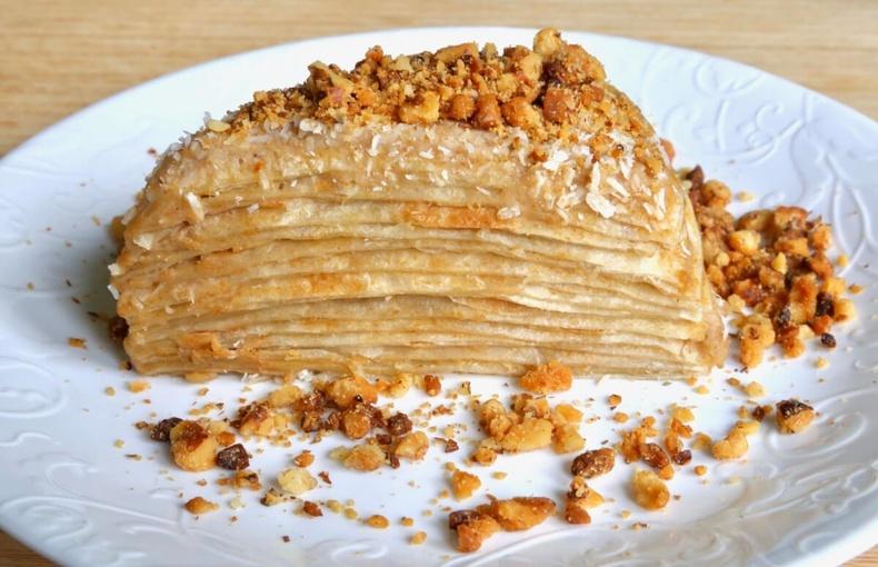 """Амтат """"Наполеон"""" торт хийх жор"""