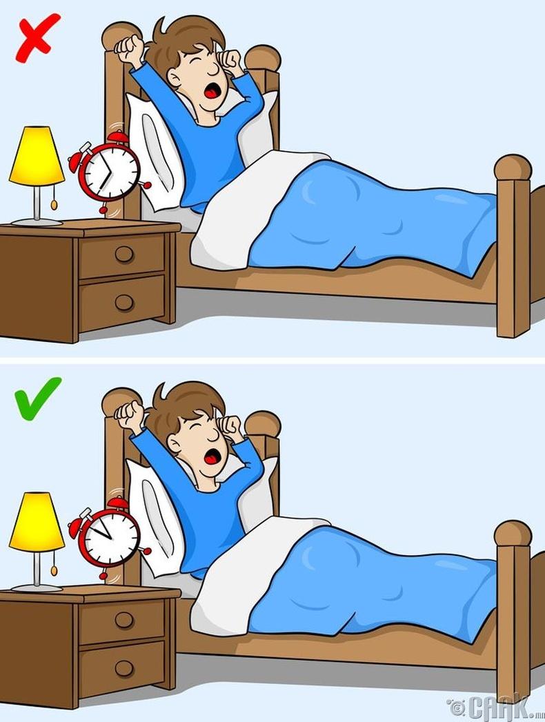 Бид бодохдоо: Амралтын өдөр их унтлаа гээд алдсан нойроо нөхөхгүй