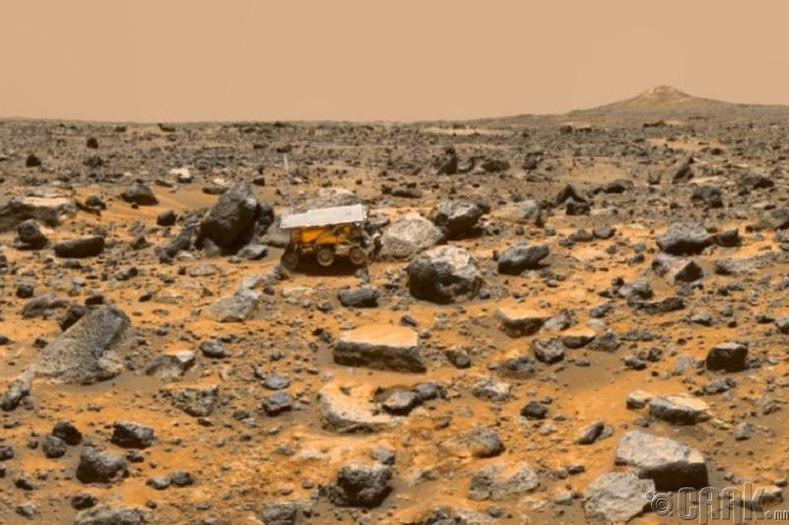 Зэвэрхий Ангараг